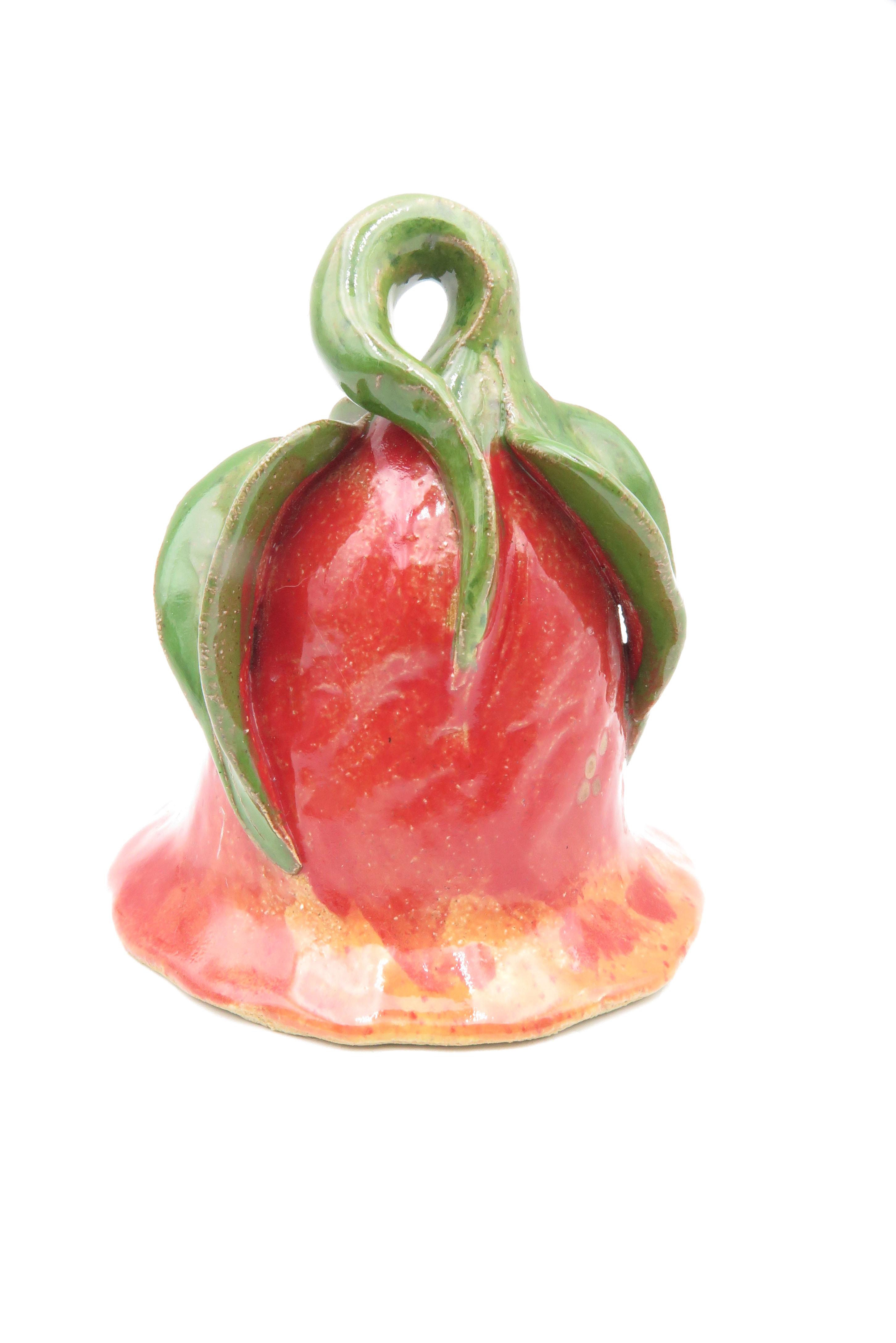 Glockenblume Rot/ 13 cm