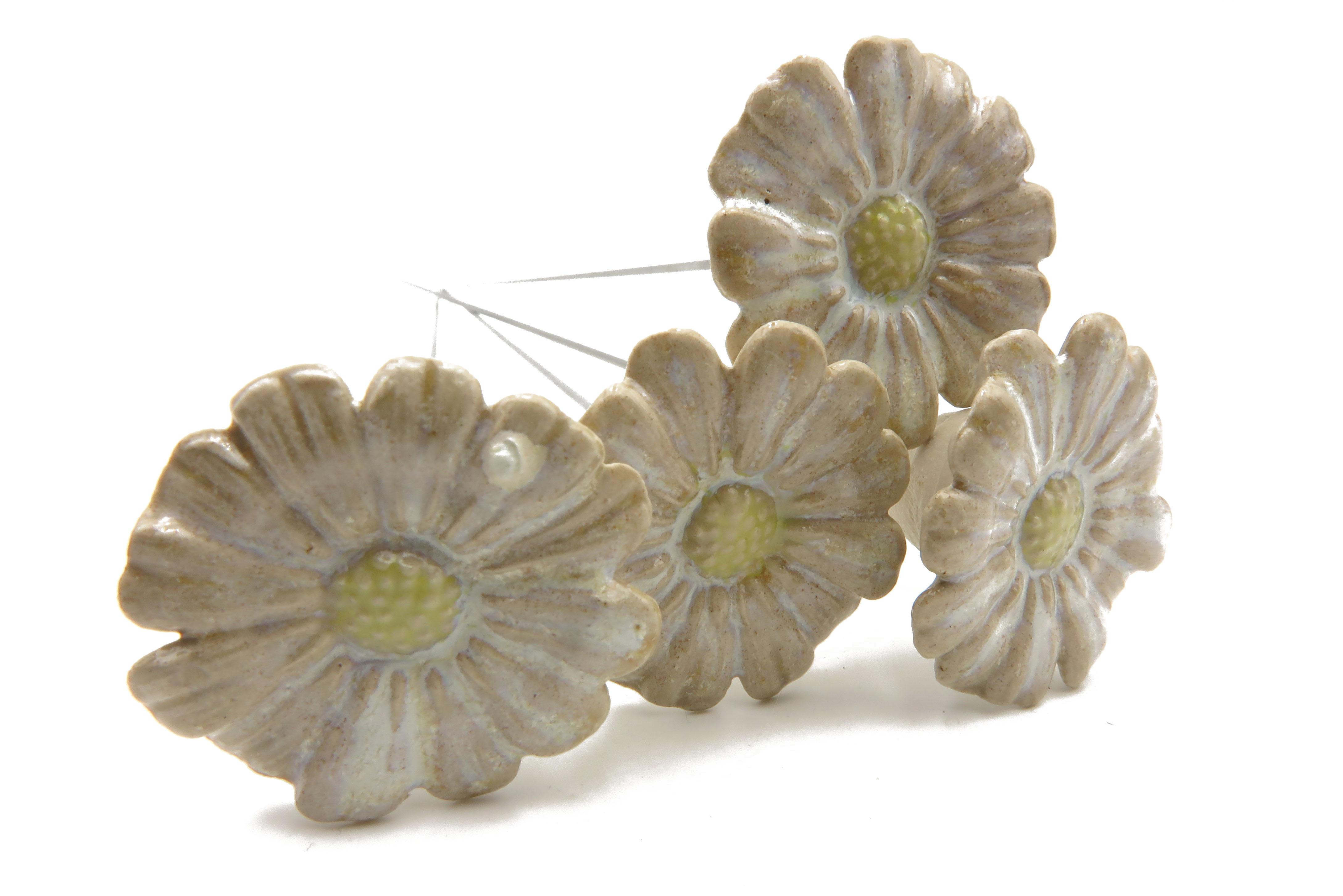 Steckblümchen Margerite/ 3,5 cm