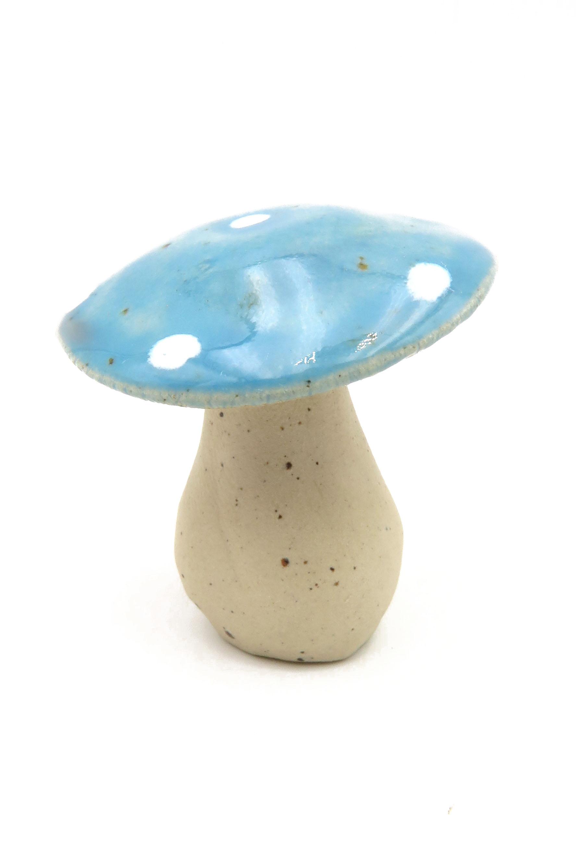 Pilz blau/ 5cm S